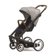 ΚΑΡΟΤΣΙ IGO PUSHCHAIR URBAN NOMAD PURE FOG/ ΣΚΕΛΕΤΟΣ BLACK MUTSY
