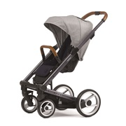 ΚΑΡΟΤΣΙ IGO PUSHCHAIR URBAN NOMAD PURE FOG/ ΣΚΕΛΕΤΟΣ DARK GREY MUTSY