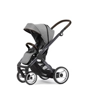 ΚΑΡΟΤΣΙ EVO PUSHCHAIR FARMER MIST/ ΣΚΕΛΕΤΟΣ DARK GREY MUTSY