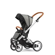 ΚΑΡΟΤΣΙ EVO PUSHCHAIR URBAN NOMAD LIGHT GREY/ ΣΚΕΛΕΤΟΣ STANDARD MUTSY