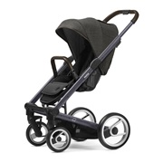 ΚΑΡΟΤΣΙ I2 PUSHCHAIR FARMER FOREST/ ΣΚΕΛΕΤΟΣ DARK GREY MUTSY