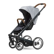 ΚΑΡΟΤΣΙ I2 PUSHCHAIR PURE CLOUD/ ΣΚΕΛΕΤΟΣ GREEN BLUE MUTSY